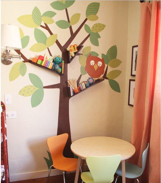 Functional wall decor