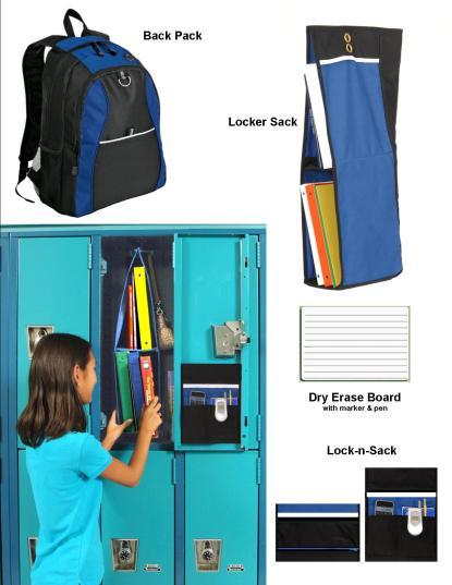 Pack-a-lock