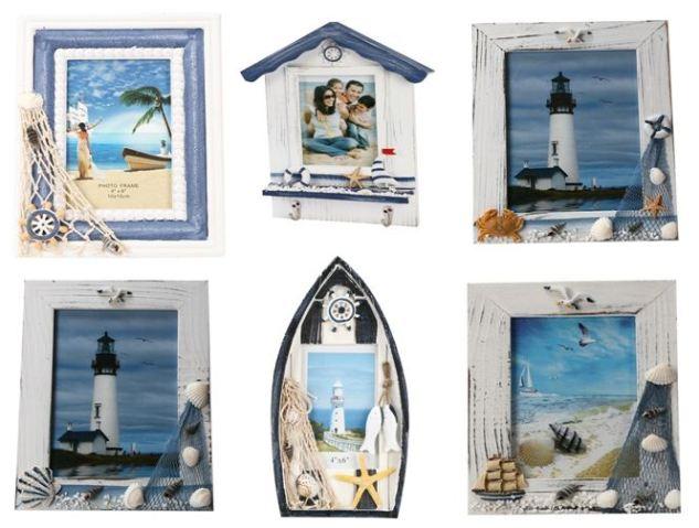 Beach Themed Photo Frames