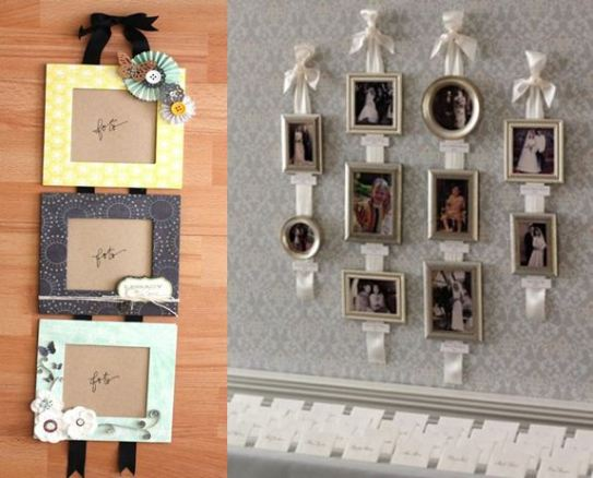 Add Some Personal Touch to Frames