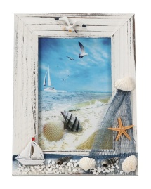 Sailboat and Starfish