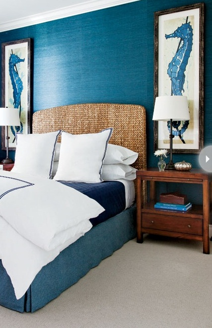 Theme uberlyfe for Sea inspired bedroom designs