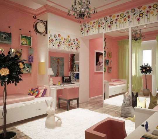 3-preteen-girls-bedroom-11-700x614